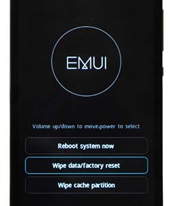 Huawei Mate 20 format atma